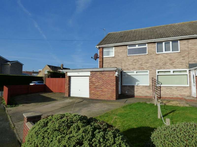 3 Bedrooms Semi Detached House for sale in Highfield Road, Beverley, HU17 9QS