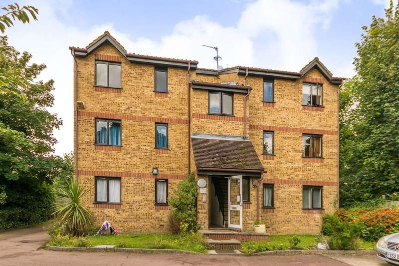 2 Bedrooms Flat for sale in Cornmow Drive, Dollis Hill, NW10