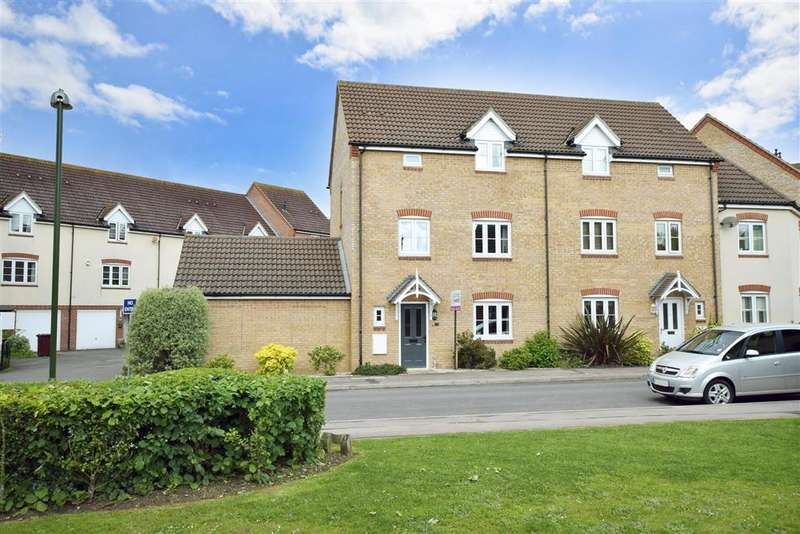 3 Bedrooms End Of Terrace House for sale in Baxendale Road, Chichester, West Sussex