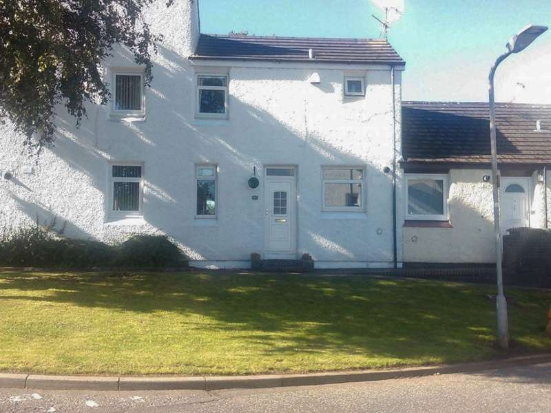 3 Bedrooms Terraced House for sale in 87 Braehead, Girdle Toll, Irvine, KA11 1BE