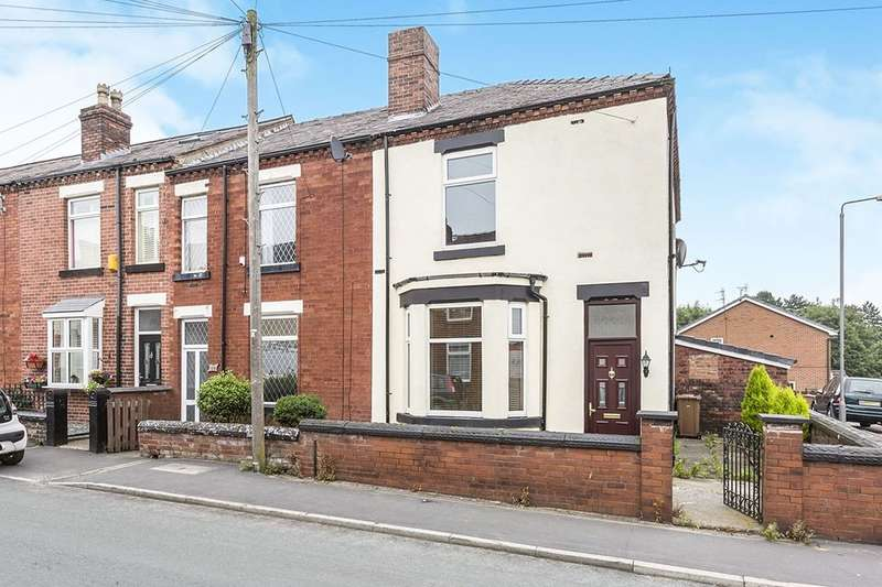 3 Bedrooms Property for sale in Rectory Road, Ashton-In-Makerfield, Wigan, WN4