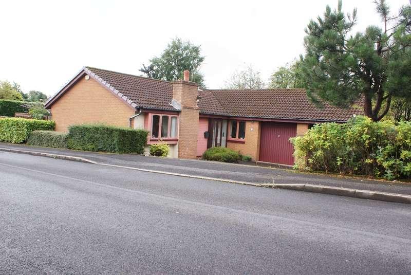 3 Bedrooms Detached Bungalow for sale in Alder Grove, Bromley Cross