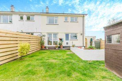4 Bedrooms End Of Terrace House for sale in Goldsithney, Penzance, Cornwall