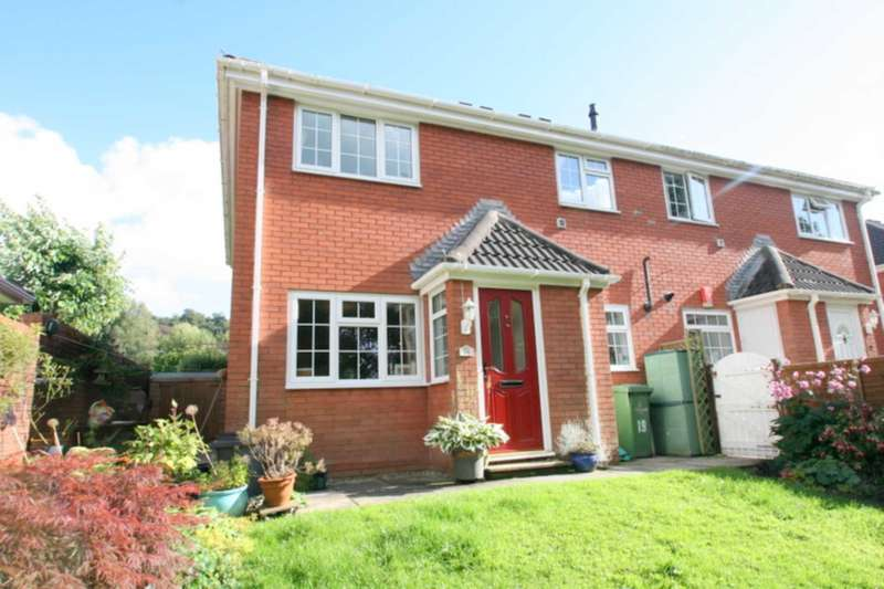 2 Bedrooms Flat for sale in Romilly Gardens, Plympton