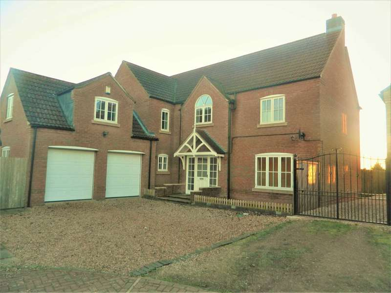 5 Bedrooms Detached House for sale in Watson Street, North Clifton, NG21 7AL