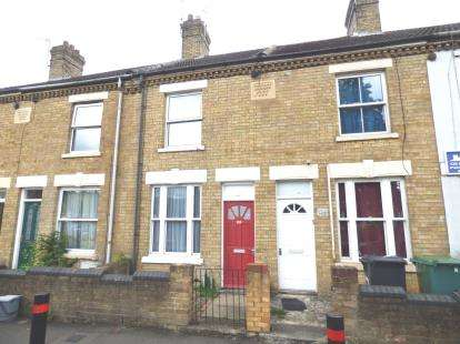 3 Bedrooms Terraced House for sale in Clarence Road, Millfield, Peterborough, Cambridgeshire