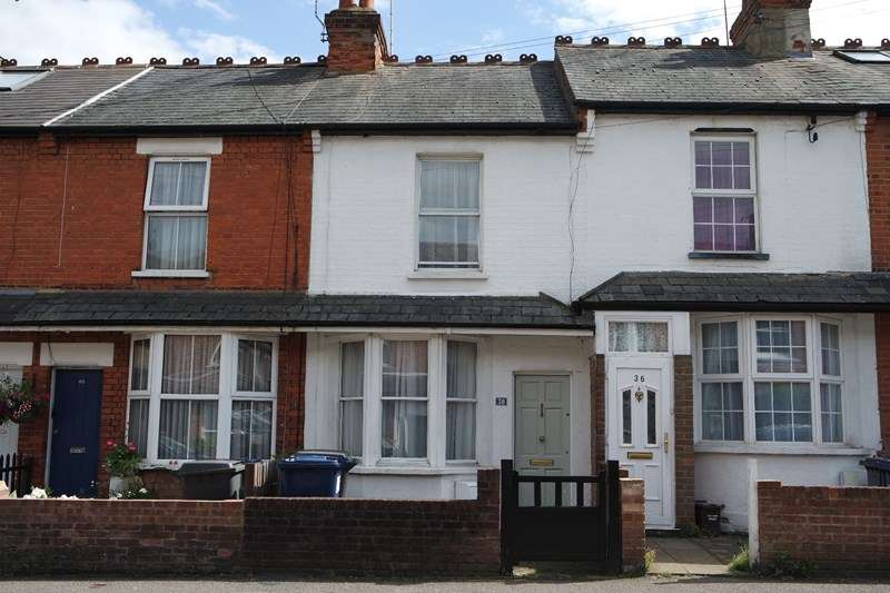 3 Bedrooms Terraced House for sale in Calvert Road, High Barnet