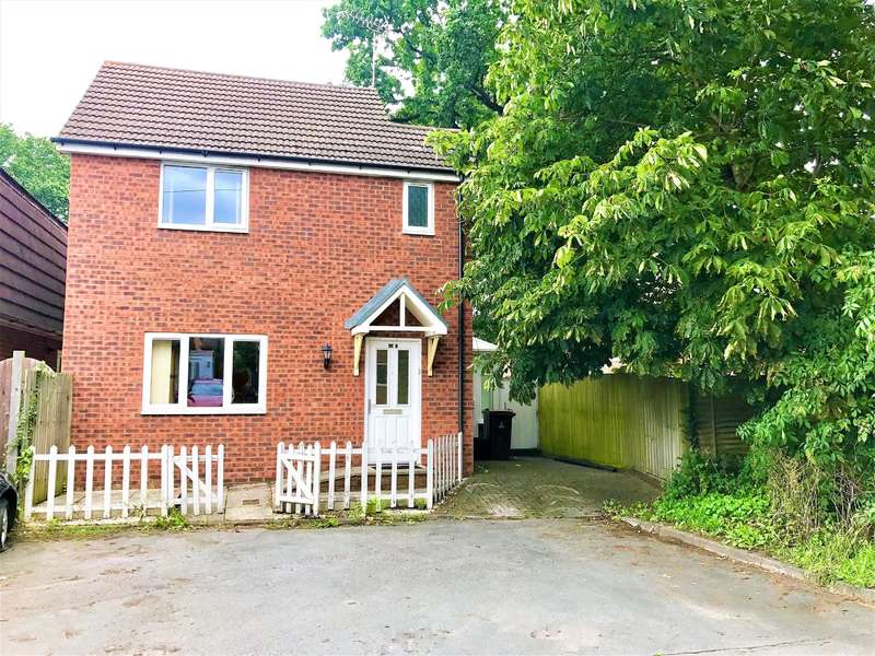 3 Bedrooms Detached House for sale in Norreys Avenue, Wokingham, Berkshire, RG40 1UH