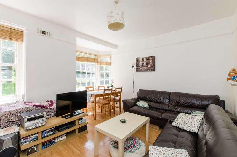 2 Bedrooms Flat for sale in Albion Avenue, Nine Elms, SW8