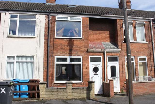 2 Bedrooms Terraced House for sale in 77 Dorset Street, Hull HU4 6PP. Two bed mid terrace property off Hessle High Road.