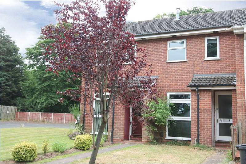 1 Bedroom Terraced House for sale in Humphries Drive, Kidderminster, DY10