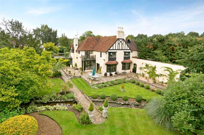 7 Bedrooms Detached House for sale in Old Mill Road, Kings Langley, Hertfordshire, WD4