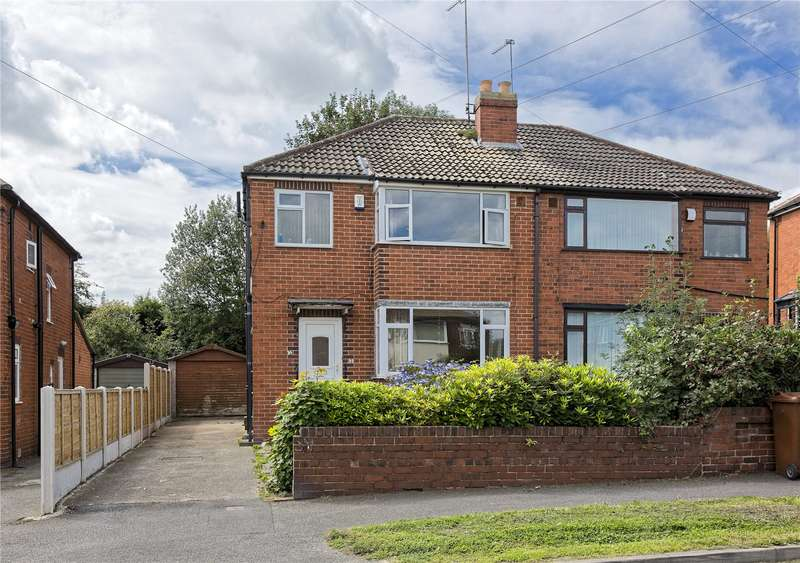 3 Bedrooms Semi Detached House for sale in Gotts Park Avenue, Leeds, West Yorkshire, LS12