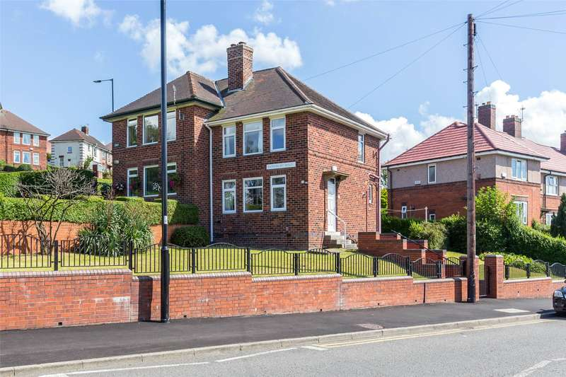 3 Bedrooms Semi Detached House for sale in Daresbury Road, Sheffield, South Yorkshire, S2