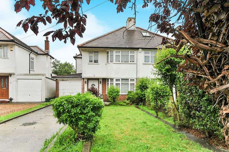 3 Bedrooms Semi Detached House for sale in Cornwall Gardens Tennison Road, LONDON, SE25