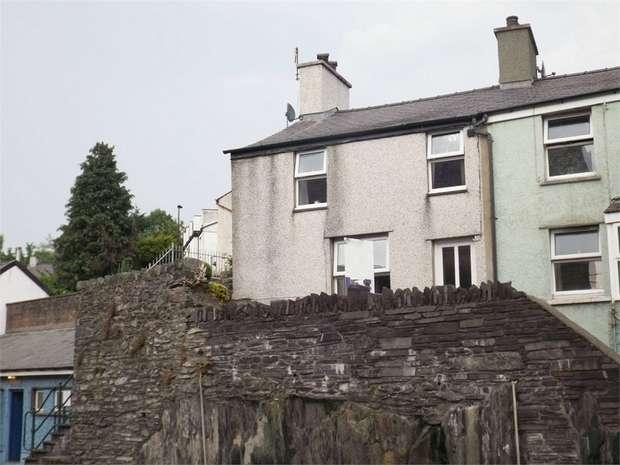 2 Bedrooms End Of Terrace House for sale in High Street, Bethesda, Bangor, Gwynedd
