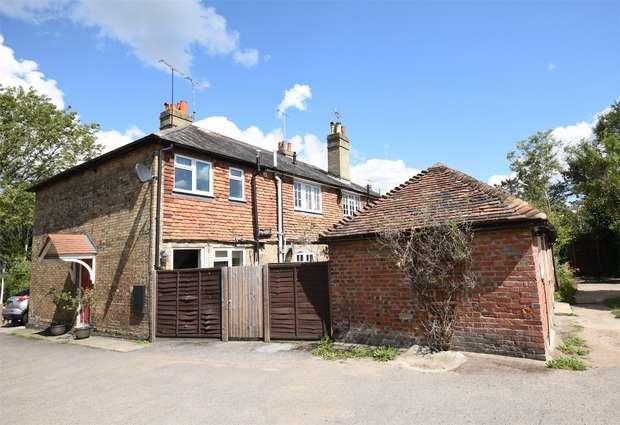 2 Bedrooms End Of Terrace House for sale in 217 Main Road, Sundridge, SEVENOAKS, Kent