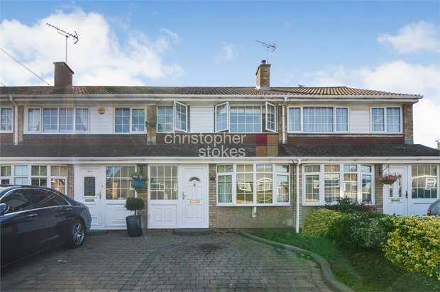 3 Bedrooms Terraced House for sale in Perrysfield Road, Cheshunt, Hertfordshire