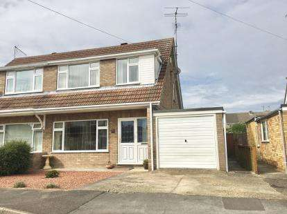 3 Bedrooms Semi Detached House for sale in Colindale, Boston, Lincs, England