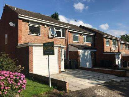 3 Bedrooms Semi Detached House for sale in Welsh House Farm Road, Birmingham, West Midlands