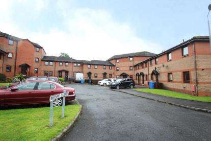 3 Bedrooms Terraced House for sale in Medine Court, Beith, North Ayrshire