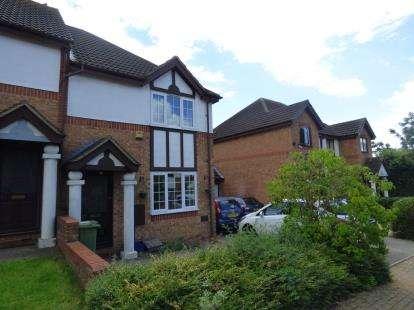 3 Bedrooms Semi Detached House for sale in Eelbrook Avenue, Bradwell Common, Milton Keynes, Buckinghamshire