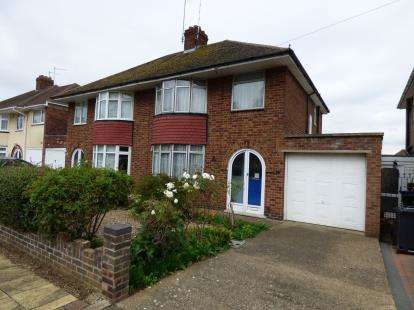 3 Bedrooms Semi Detached House for sale in Southfield Road, Northampton, Northamptonshire