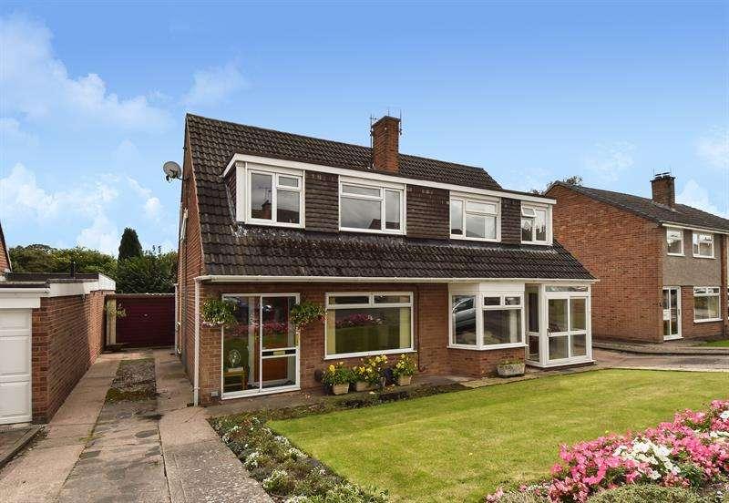 3 Bedrooms Semi Detached House for sale in Spadesbourne Road, Bromsgrove