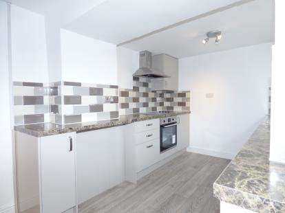 2 Bedrooms Terraced House for sale in Gilbert Street, Holyhead, Anglesey, LL65