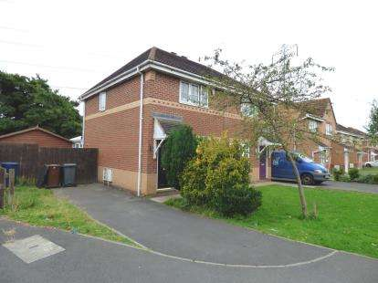 3 Bedrooms Semi Detached House for sale in Cloughfield, Penwortham, Lancashire, .