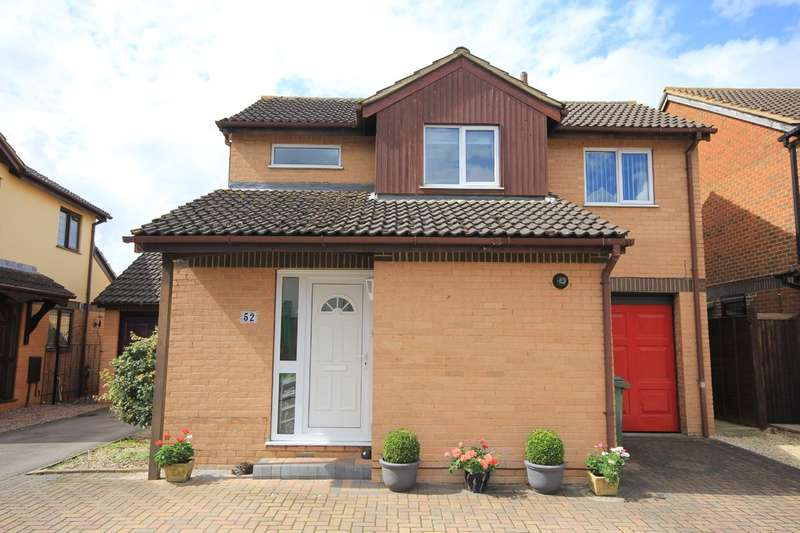 3 Bedrooms Detached House for sale in Thame | Oxfordshire