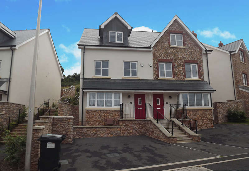 4 Bedrooms Town House for sale in Charles Road, Kingskerswell