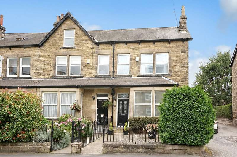4 Bedrooms End Of Terrace House for sale in York Place, Wetherby, LS22