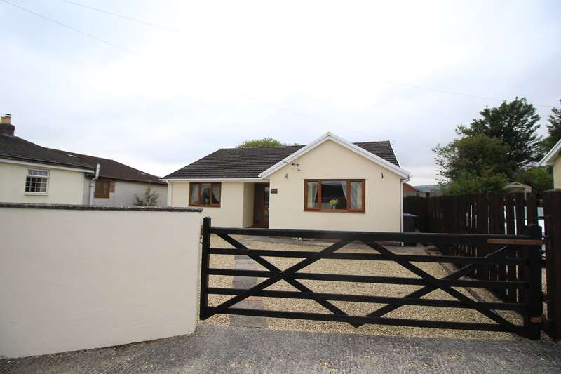 3 Bedrooms Detached Bungalow for sale in Stanley Road, Garndiffaith, Pontypool, NP4