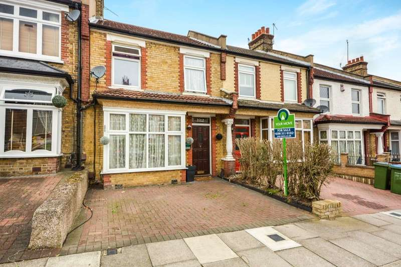 3 Bedrooms Property for sale in Howarth Road, London, SE2