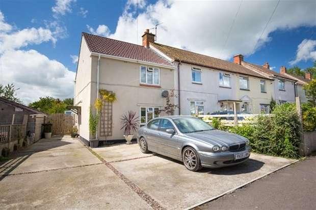2 Bedrooms Terraced House for sale in School Hill, Ashcott, Bridgwater