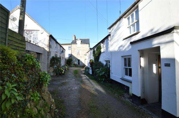 3 Bedrooms Semi Detached House for sale in North Corner, Newlyn, Penzance, Cornwall