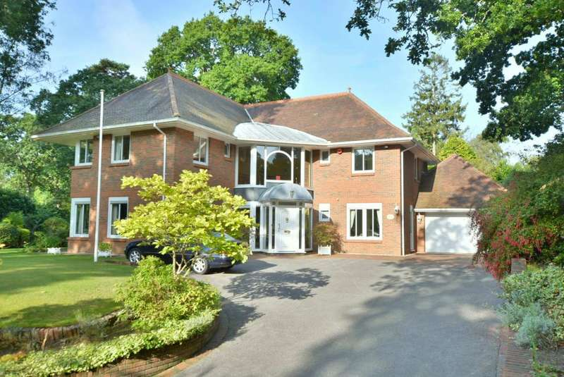 4 Bedrooms Detached House for sale in Branksome Park, Poole