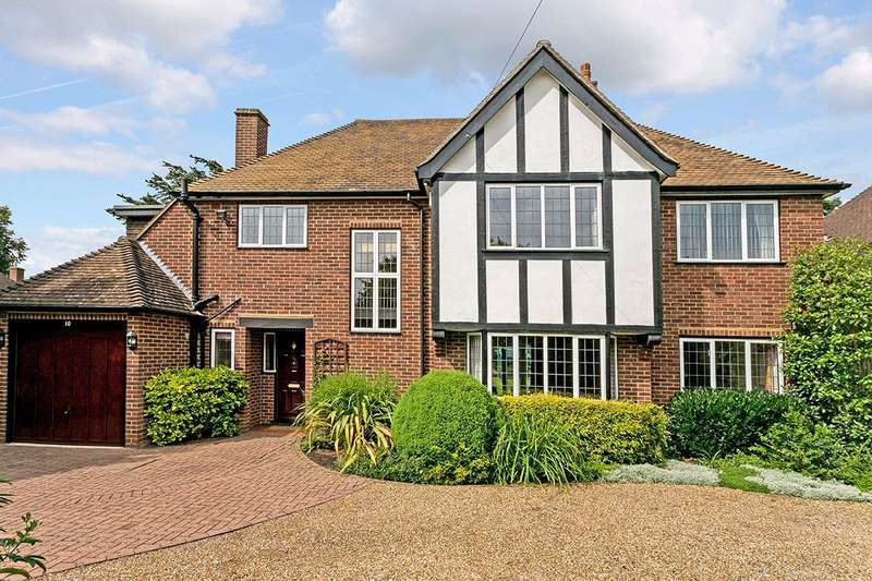 4 Bedrooms Detached House for sale in Boyn Hill Avenue, nr Maidenhead Train Station