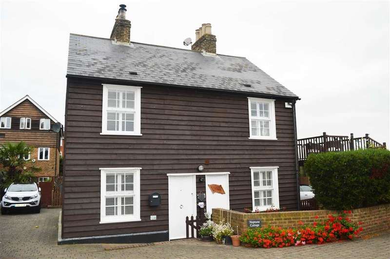3 Bedrooms House for rent in Neptune Cottage, Bendigo Wharf, Pier Road, Greenhithe