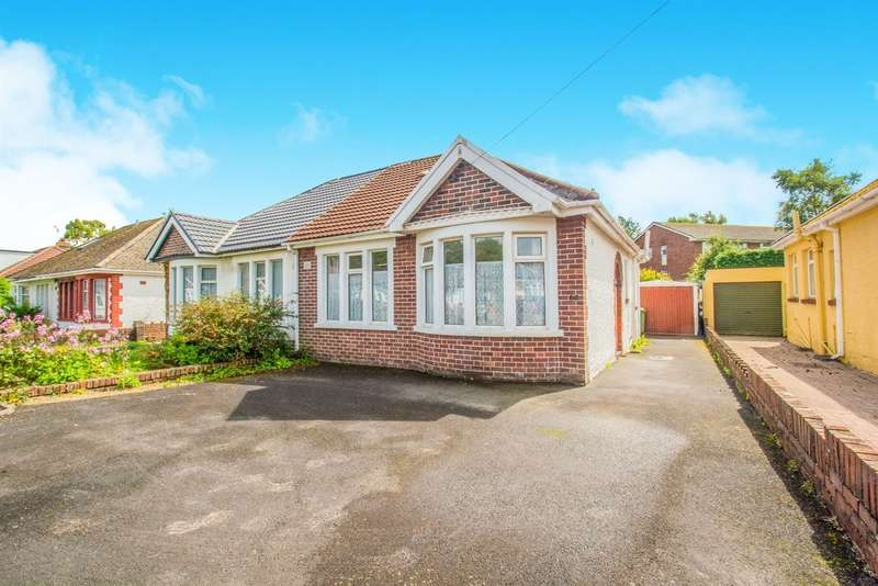 2 Bedrooms Semi Detached Bungalow for sale in Park Avenue, Whitchurch, Cardiff