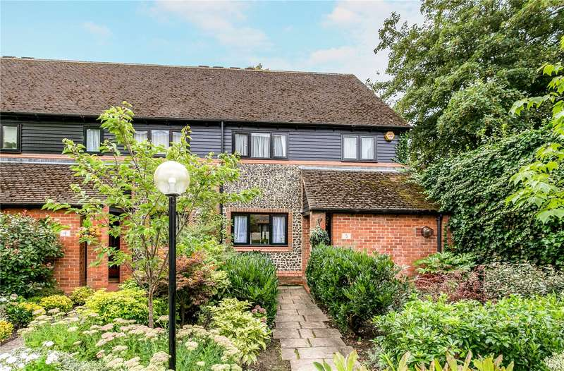 3 Bedrooms Terraced House for sale in Templars Place, St. Peter Street, Marlow, Buckinghamshire, SL7