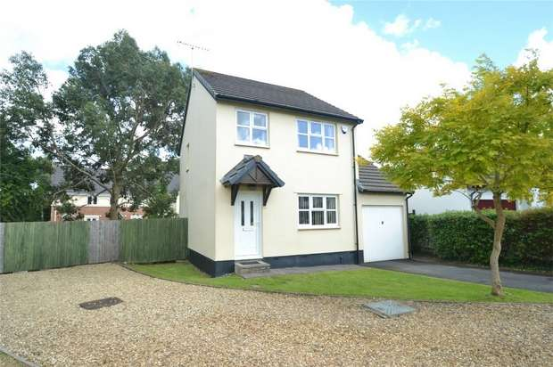 3 Bedrooms Detached House for sale in Roundswell, BARNSTAPLE, Devon