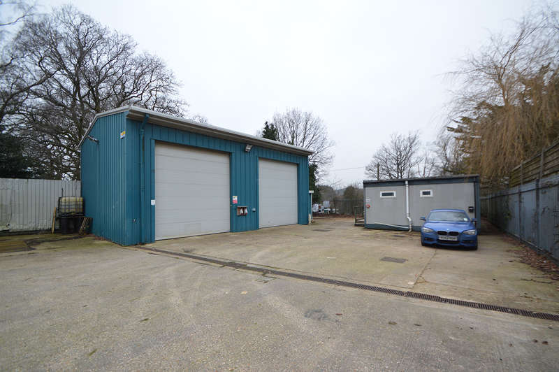 Warehouse Commercial for rent in Site And Premises, Beacon Hill Lane, Corfe Mullen, Wimborne, BH21 3RU