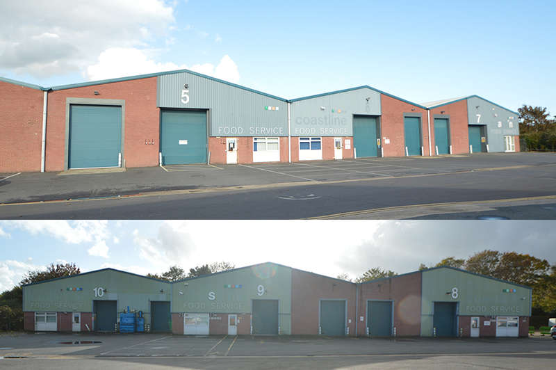 Warehouse Commercial for rent in Units 5-10, 20 Airfield Way, Christchurch, BH23 3PE