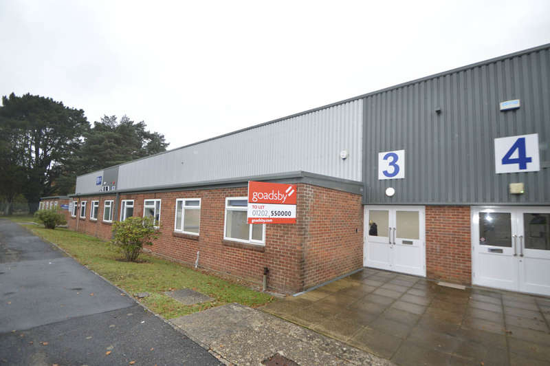 Warehouse Commercial for rent in Unit 3 Holton Road, Holton Heath Trading Estate, Poole, BH16 6LE
