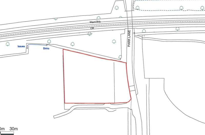 Land Commercial for sale in Land On the west side of Park Lane,Galley Common,Nuneaton,Warwickshire,CV10 9PA, Galley Common, Nuneaton