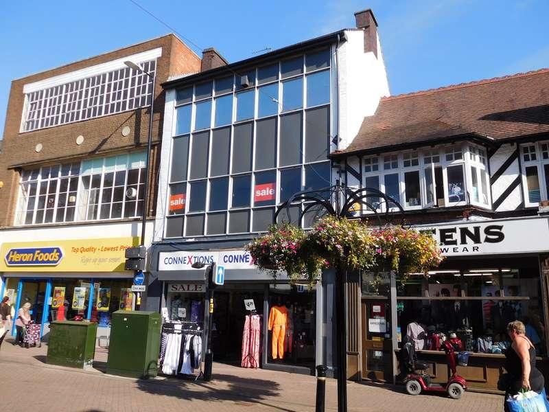 Office Commercial for rent in 126 Abbey Street,Nuneaton,Warwickshire,CV11 5BZ, Nuneaton