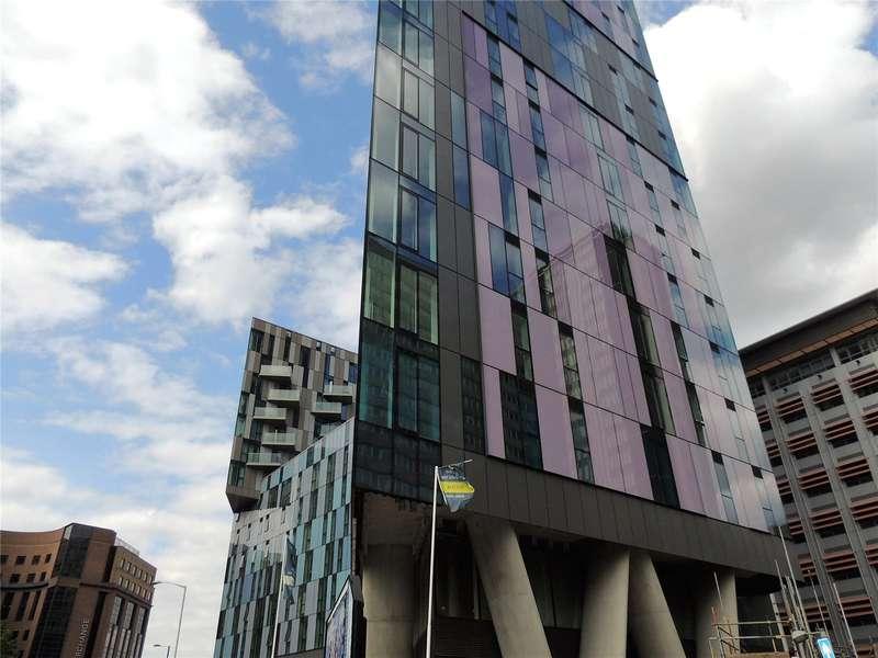 2 Bedrooms Apartment Flat for sale in Saffron Tower, Saffron Central Square, Croydon
