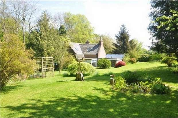 3 Bedrooms Cottage House for sale in Forglen, Forglen, Turriff, Aberdeenshire